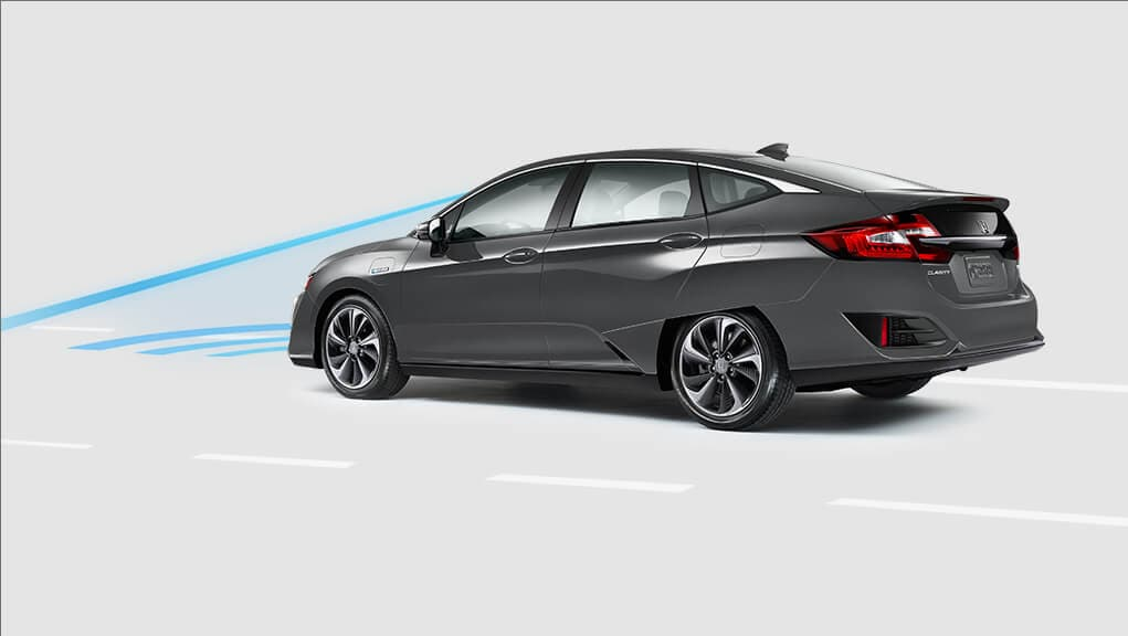 2018 Honda Clarity Collision Mitigation Braking System