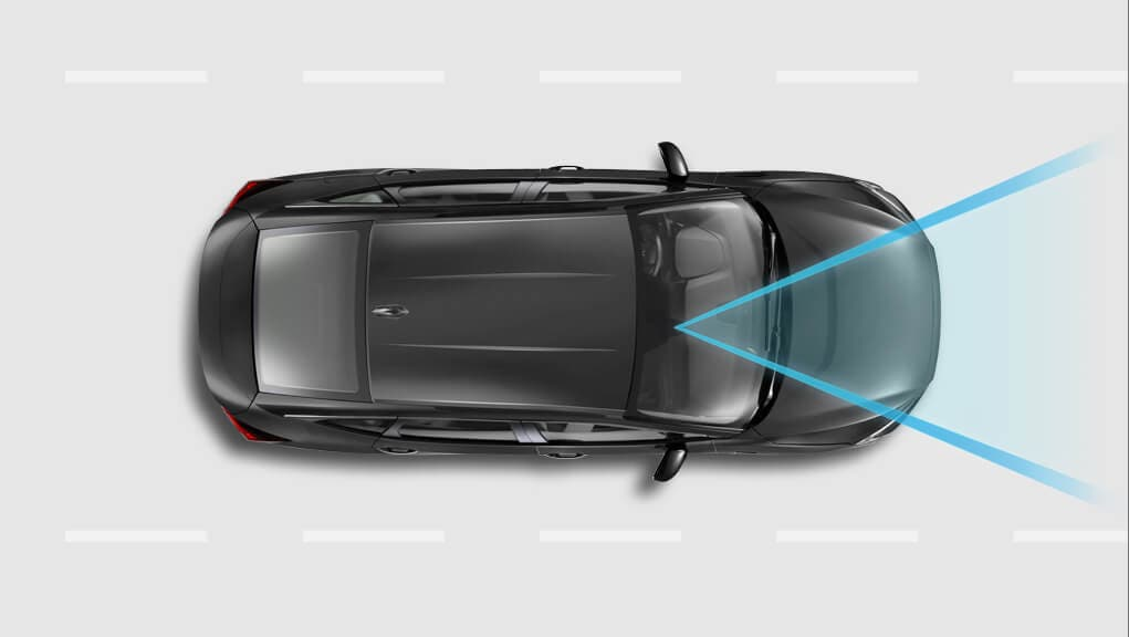 2018 Honda Clarity Lane Keeping Assist System