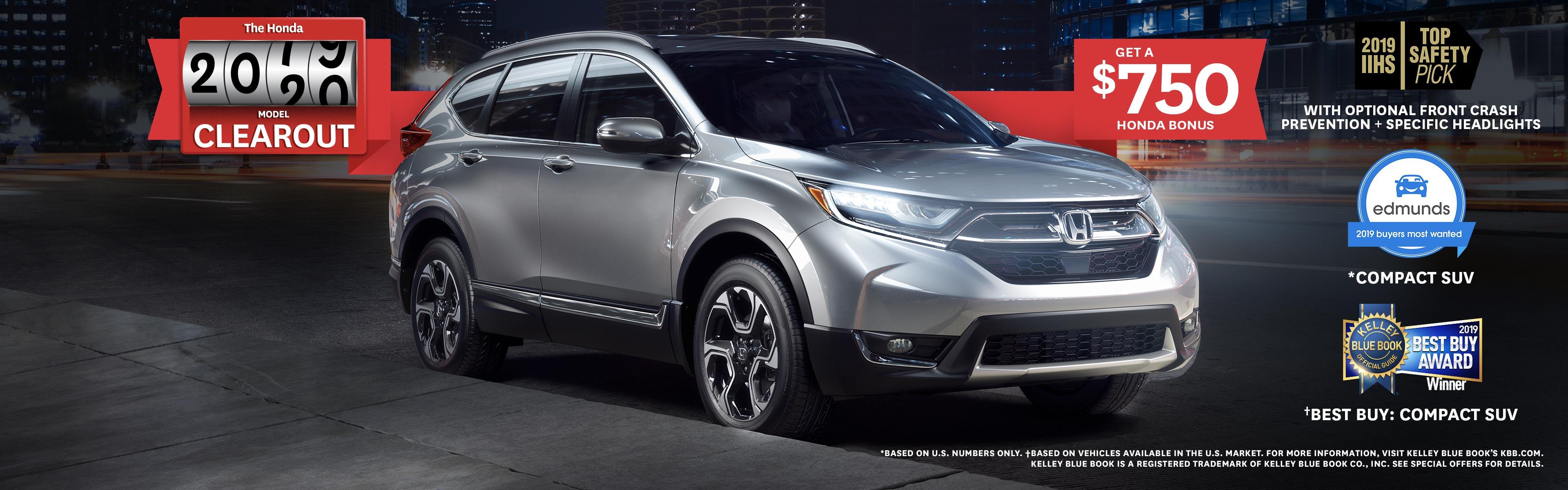 New Honda Suv >> 2019 Cr V Honda Canada
