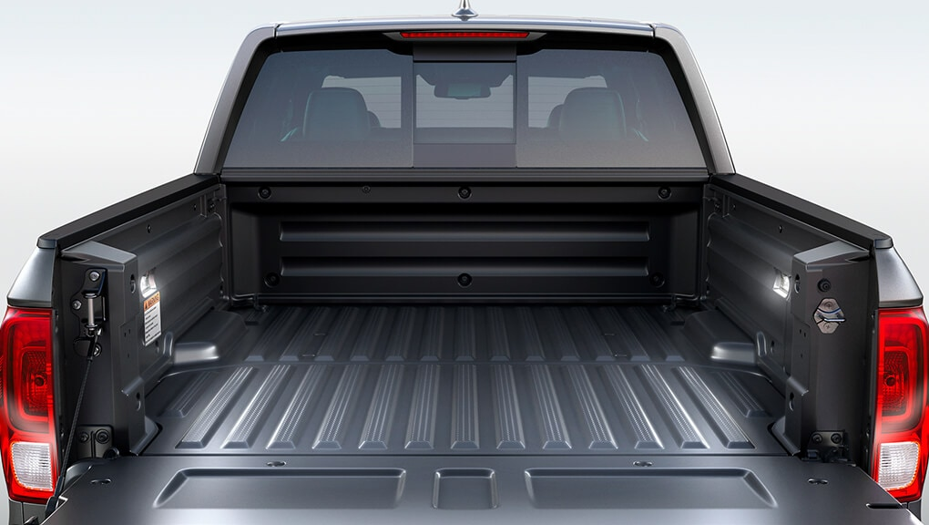 Image of 2019 Ridgeline scratch resistant bed