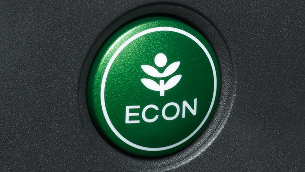 Image of Accord Sedan ECON button