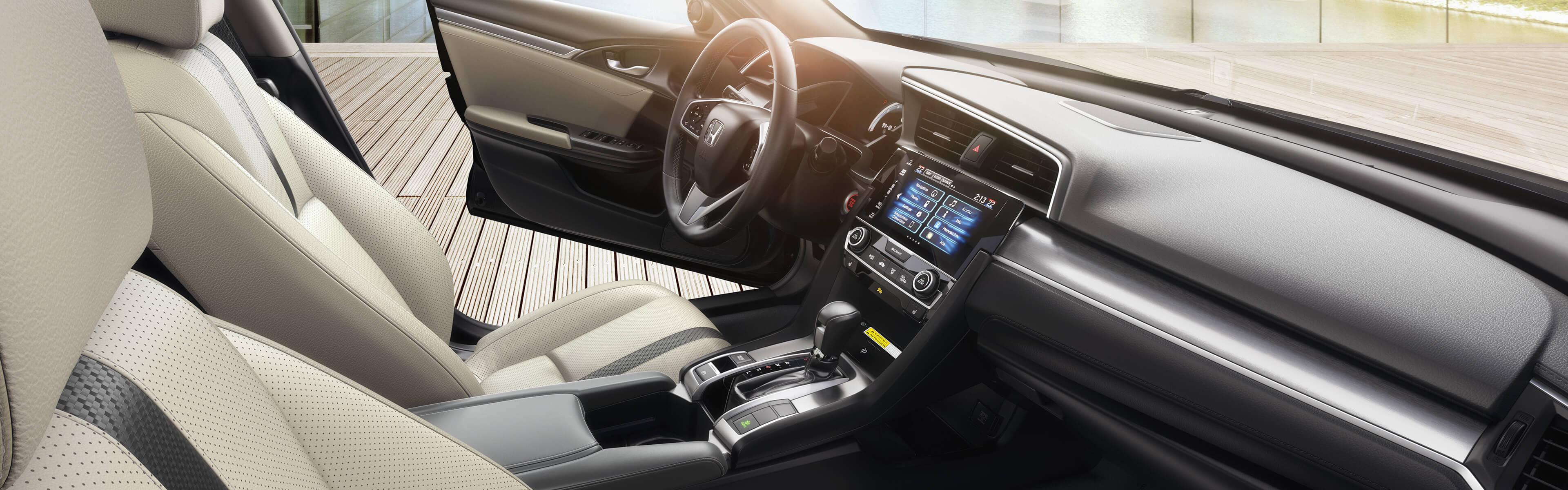 The 2018 Civic   Sedan   Honda Canada
