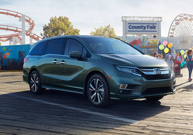 Specifications The 2019 Odyssey Honda Canada