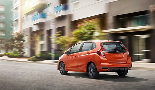 Image of 2017 Honda Fit