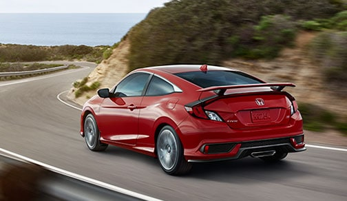 Image of 2017 Honda Civic Coupe Si