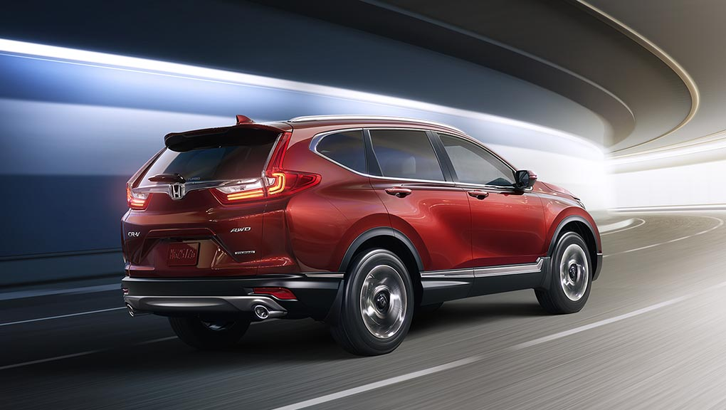 Image of 2018 CR-V hill start assist