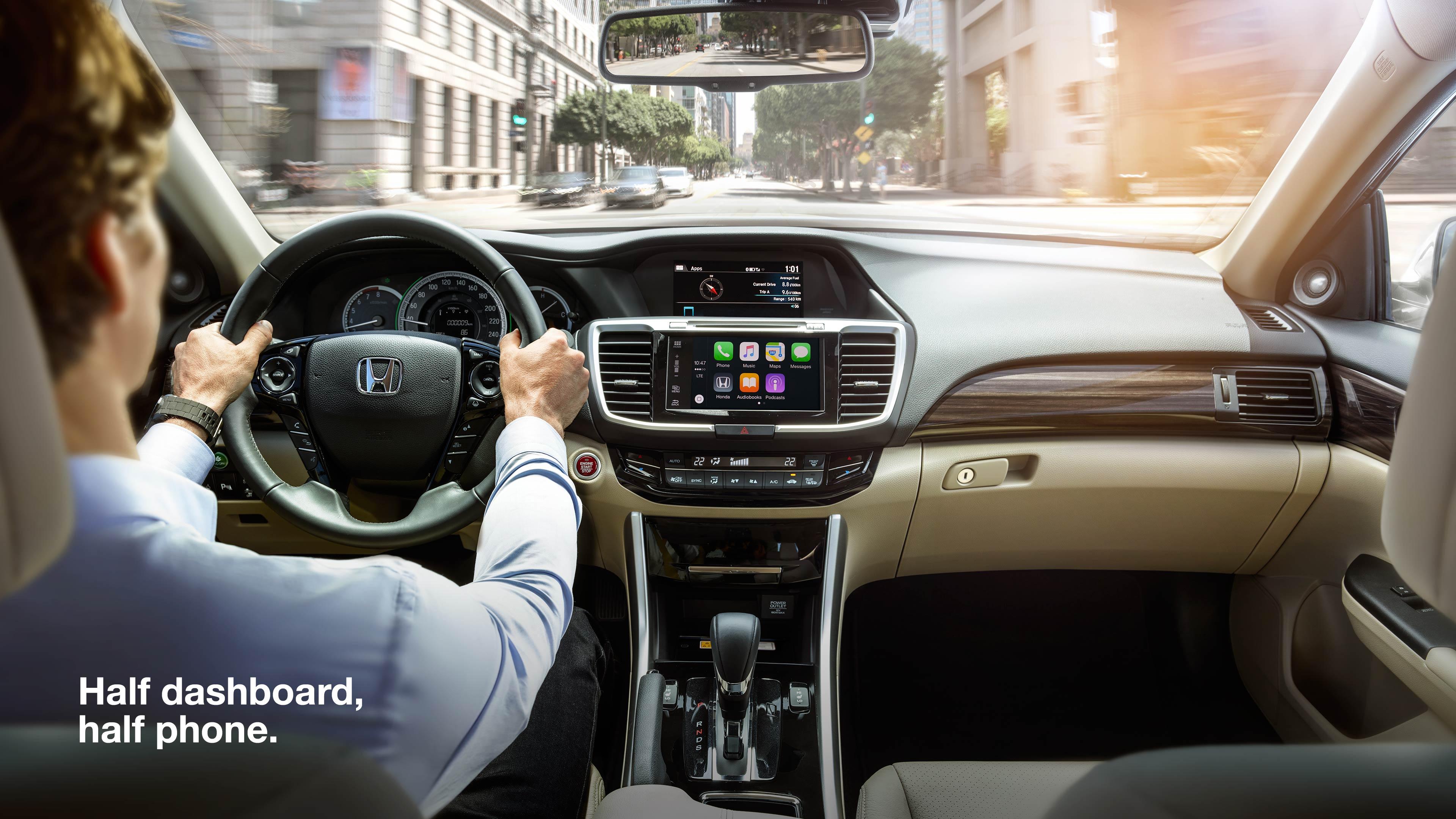 The All-New 2016 Accord Sedan Honda Canada