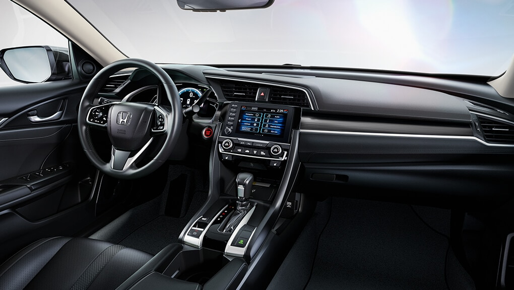 Interior | The 2020 Civic | Honda Canada