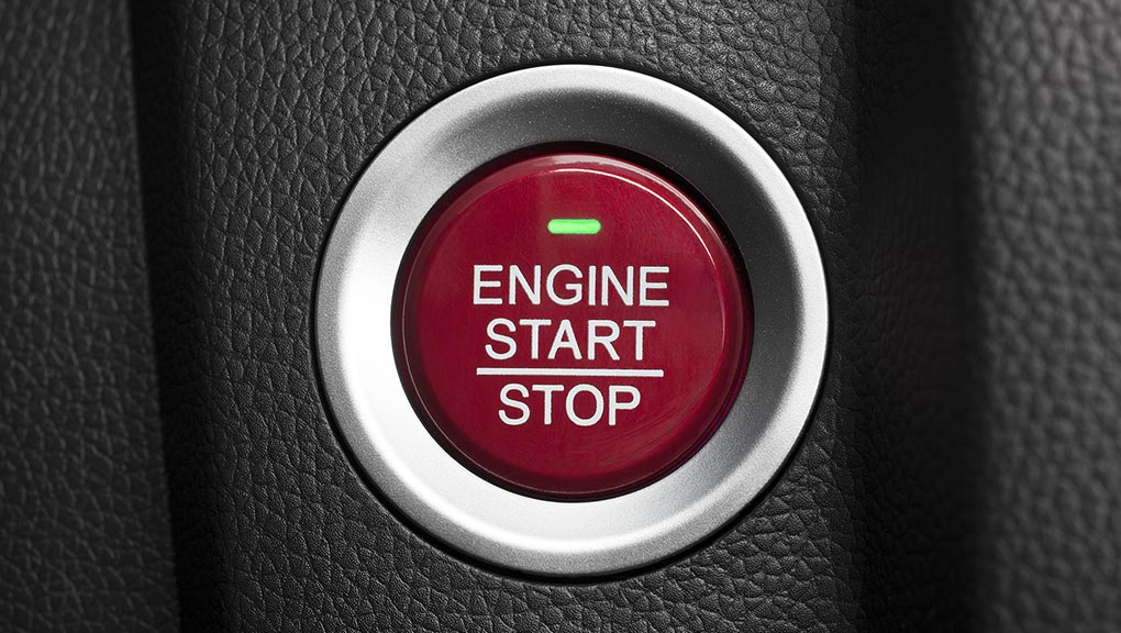 Image of 2017 Fit Pushbutton start