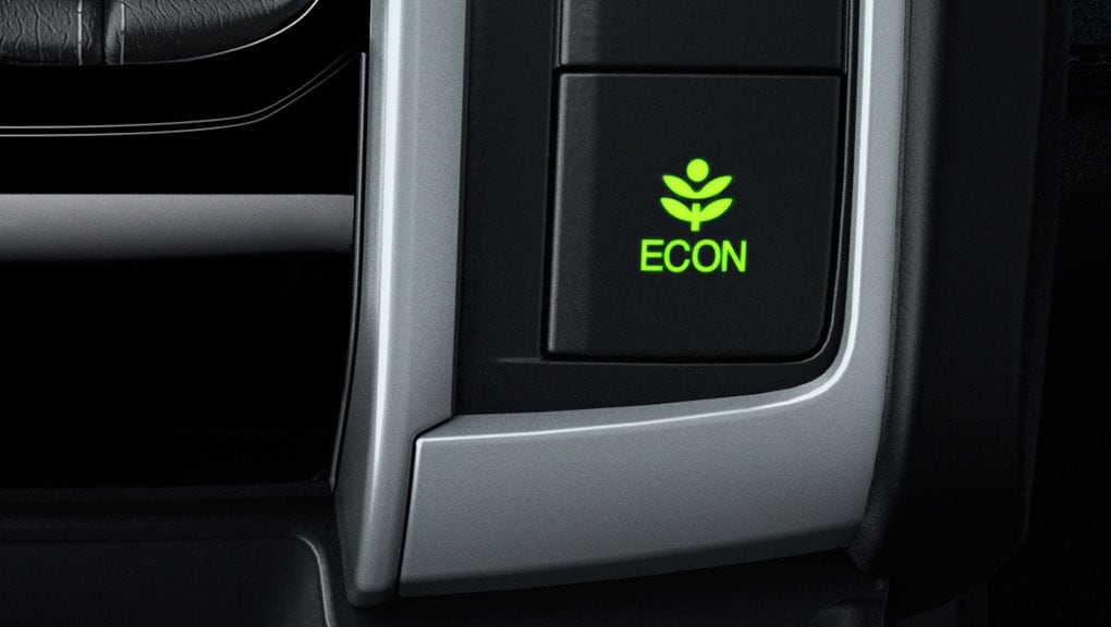 Image of 2018 Civic Coupe Econ Button