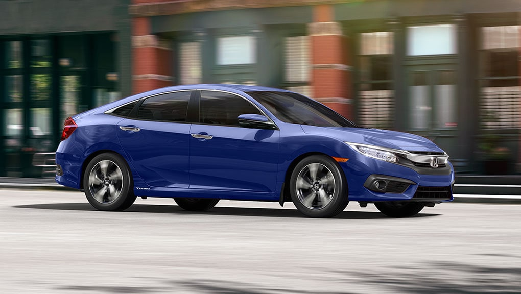 Image of 2016 Civic Exterior