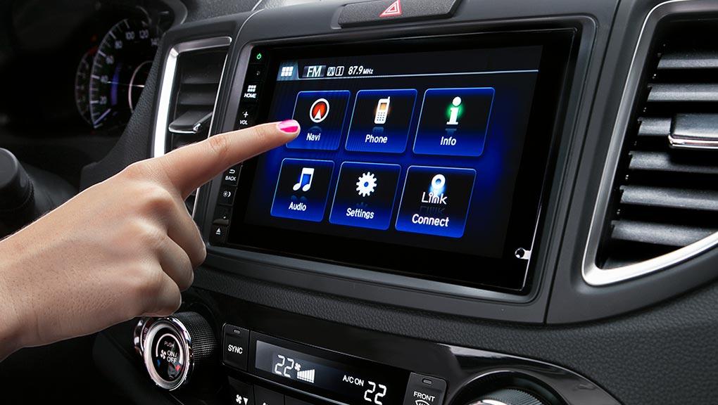 Technology | 2016 CR-V | Honda Canada