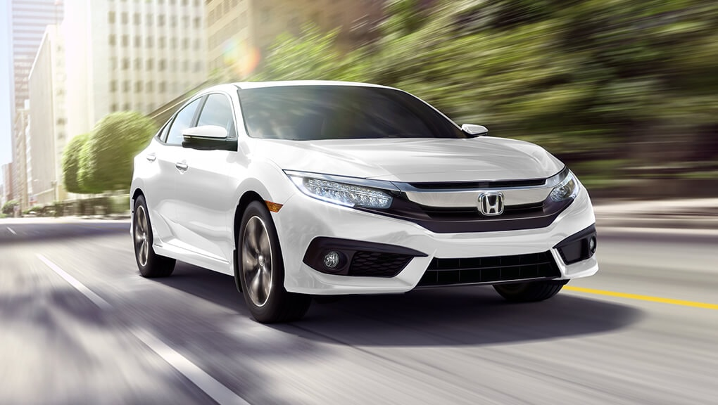 The 2018 Civic