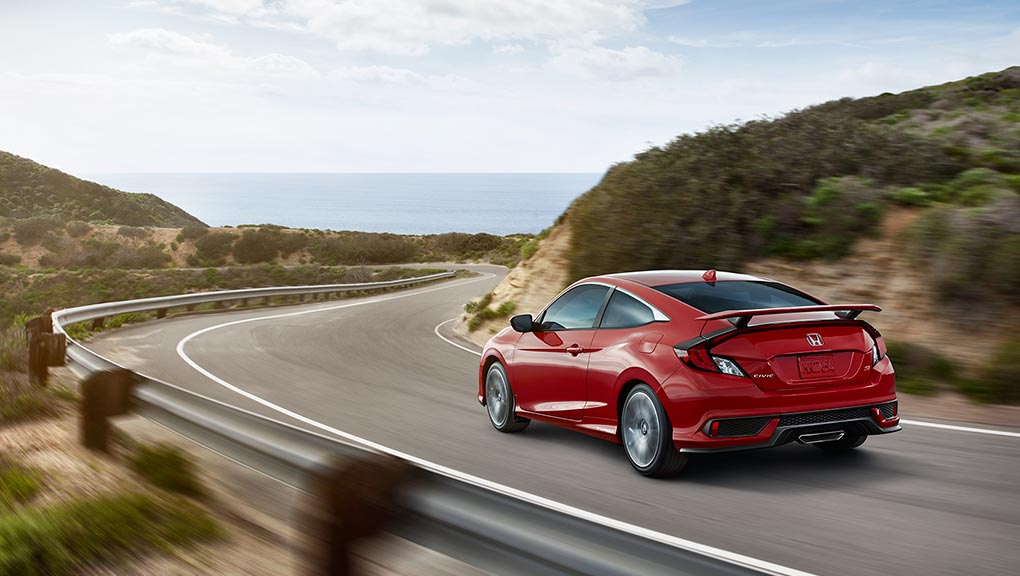 Image of 2017 Civic Coupe SI