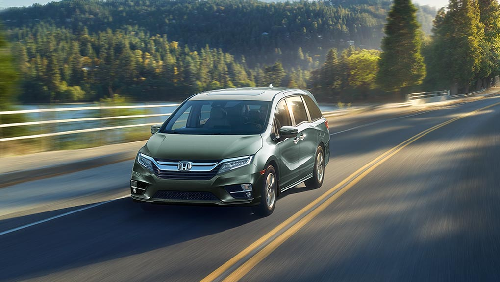 Image of 2018 Honda Odyssey Hill Start Assist.