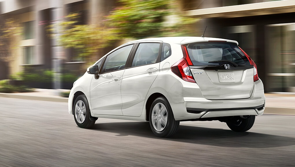 Image of 2019 Honda Fit continuously variable transmission