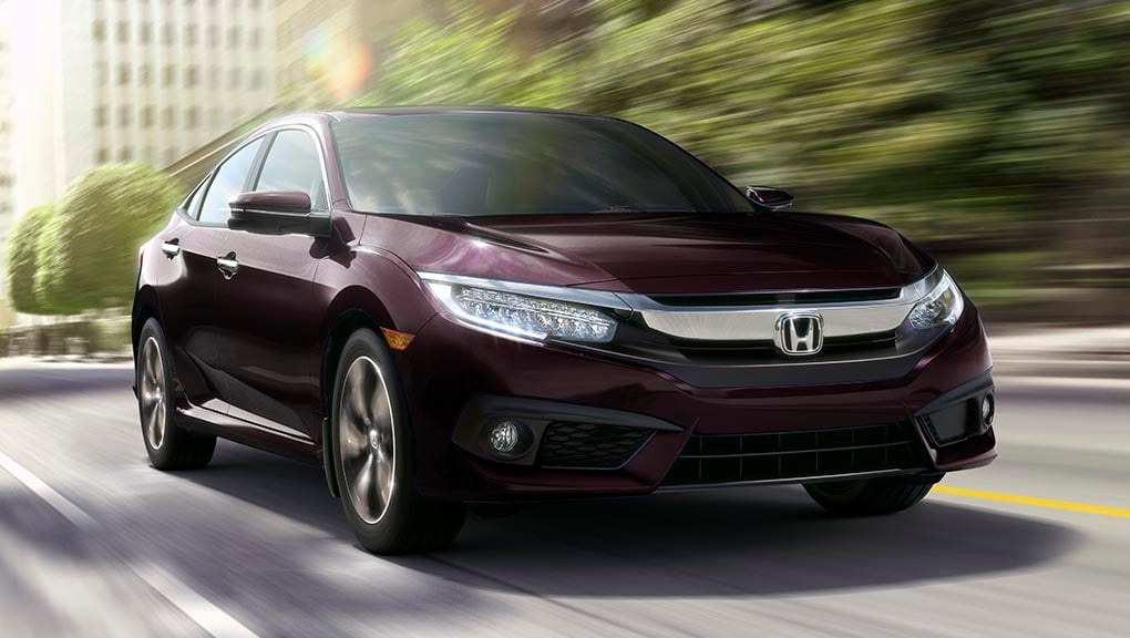 Image of 2017 Civic Exterior