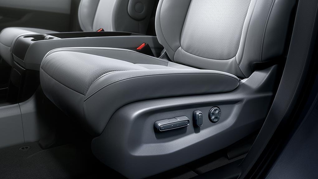 Interior Versatility The 2019 Odyssey Honda Canada