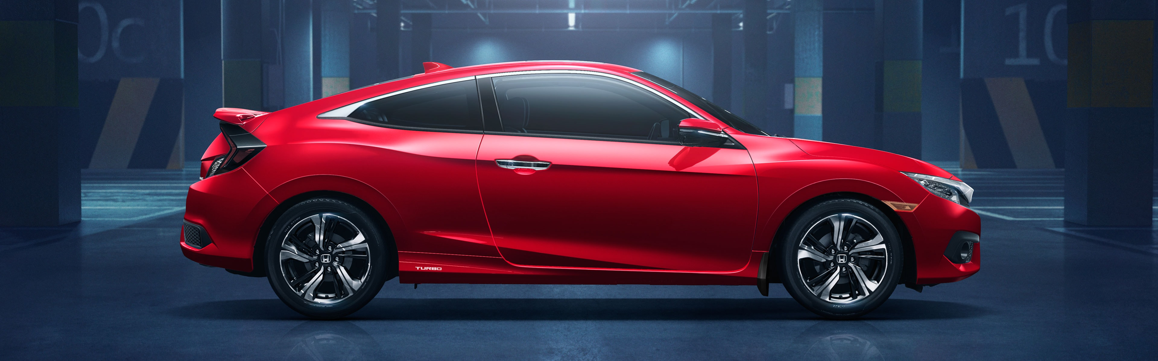 Image of 2016 Civic Coupe