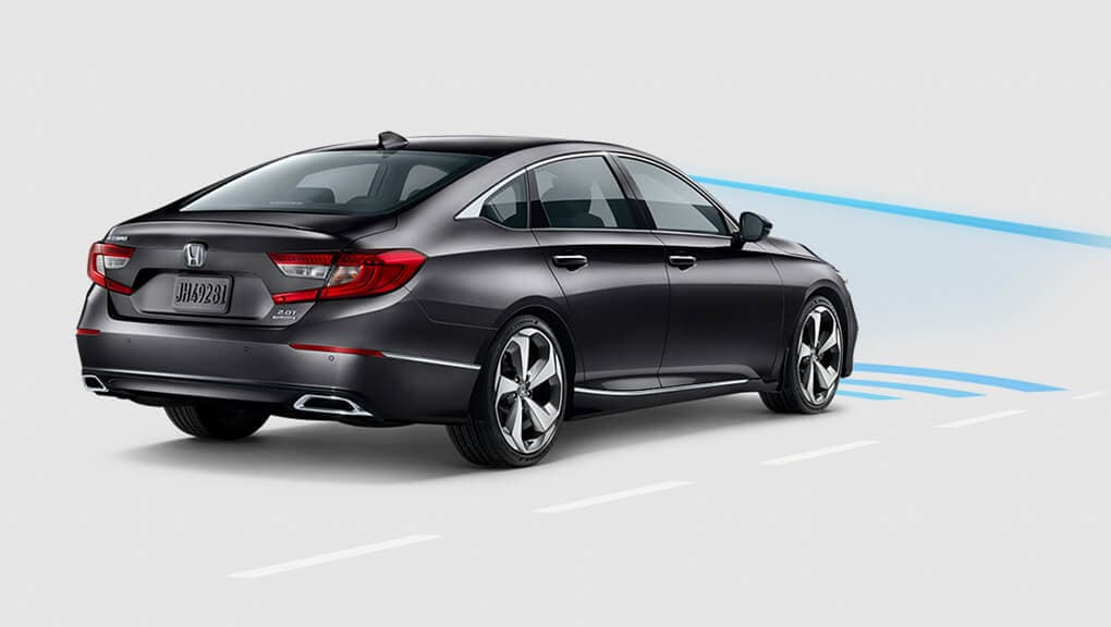 Image of 2018 Honda Accord Collision Mitigation Braking System™