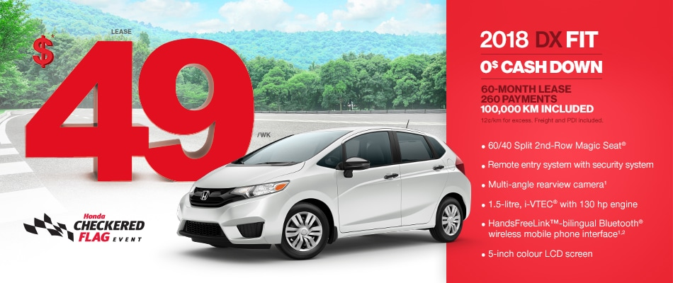 2016 fit for Honda financial services payment login