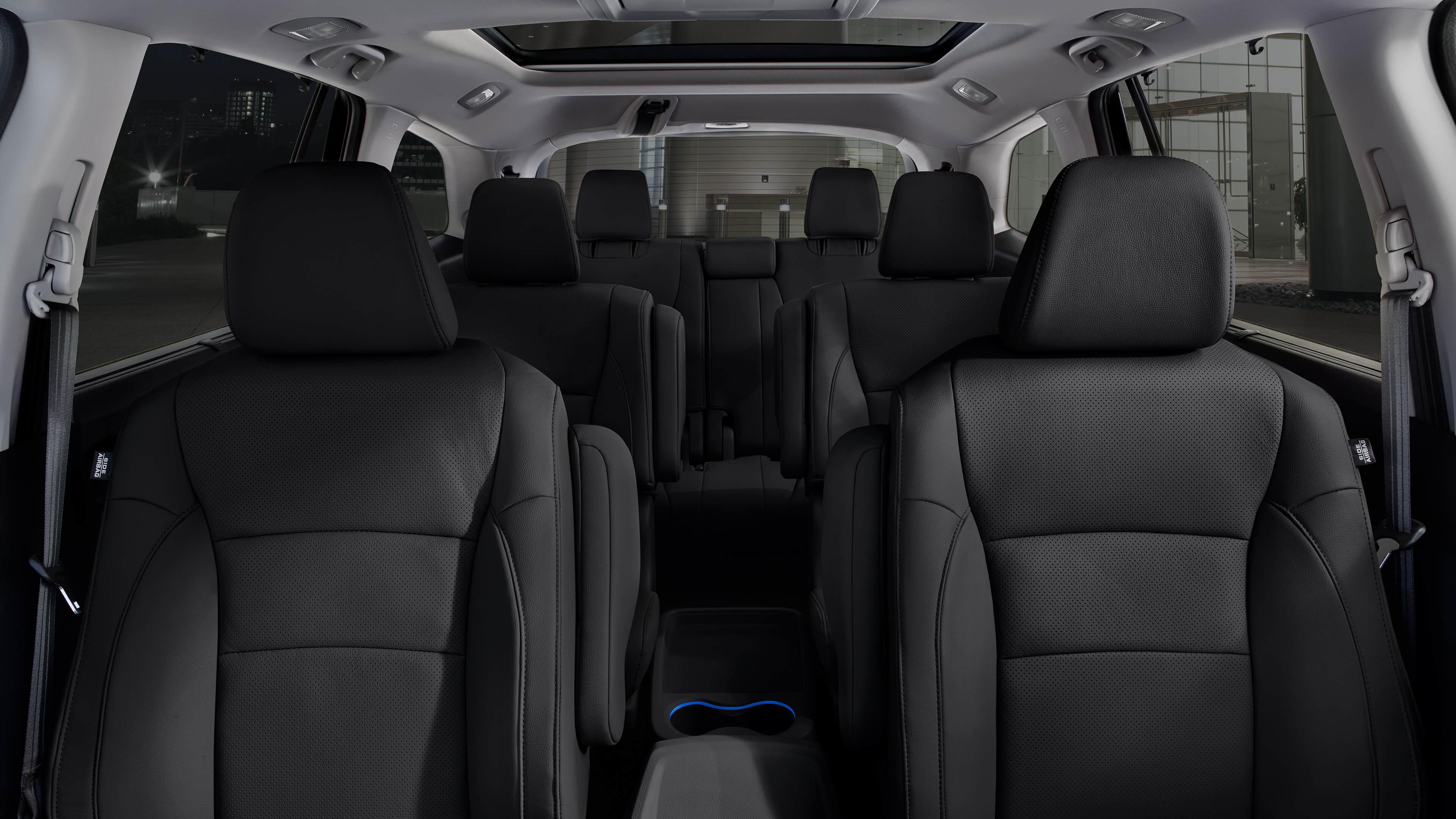 Interior Photo Gallery The 2021 Pilot Honda Canada