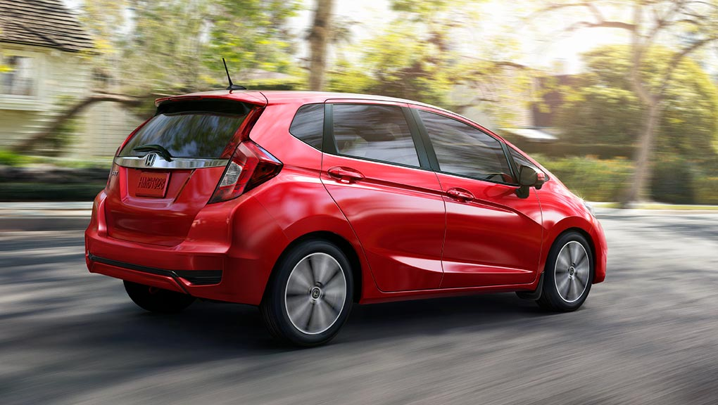 Image of 2018 Honda Fit Hill Start Assist