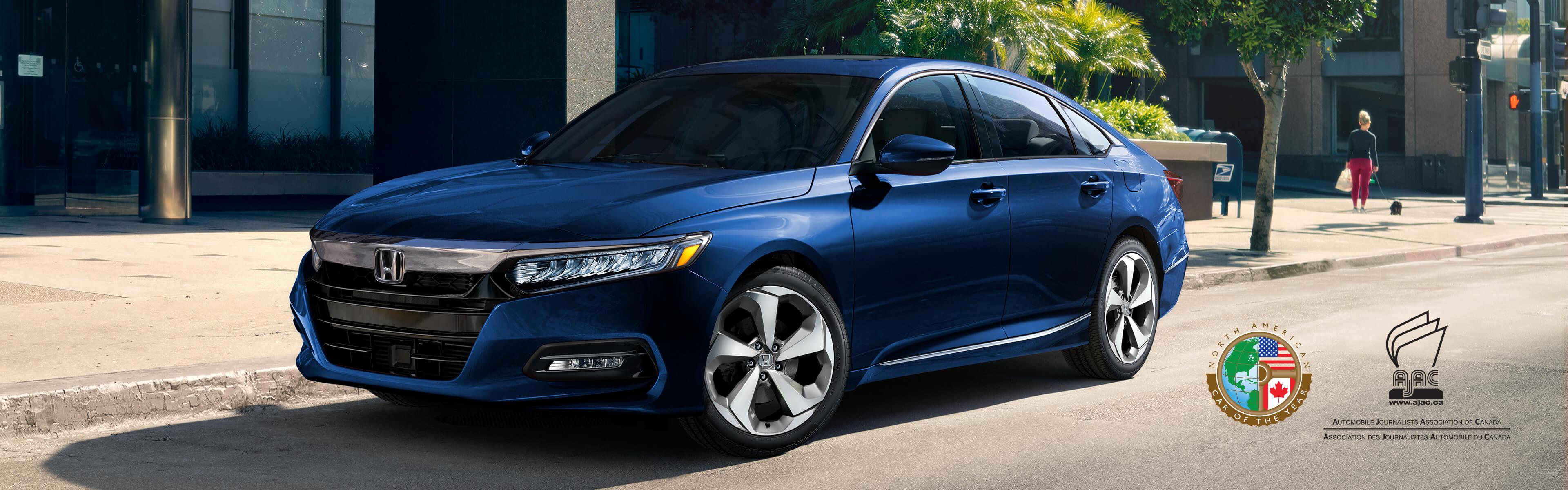 2018 Accord Sedan | Honda Canada