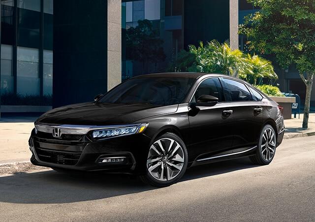 Interior 2019 Accord Hybrid Honda Canada