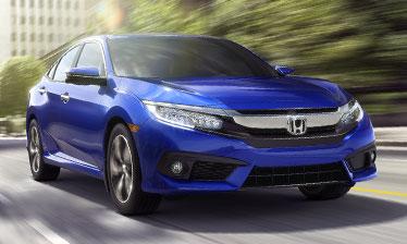 The 2017 Civic | Sedan | Honda Canada