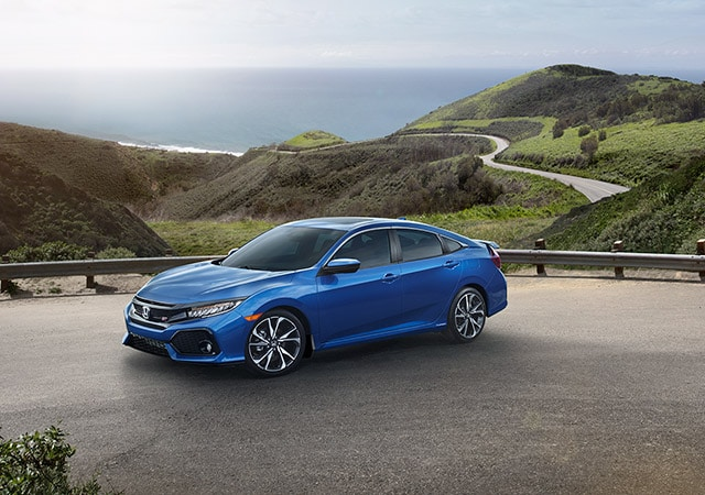 Image of the 2017 Civic