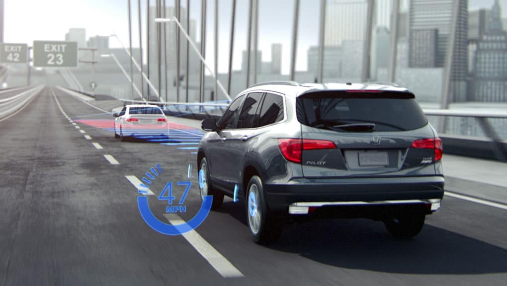 Image of Adaptive Cruise Control (ACC).