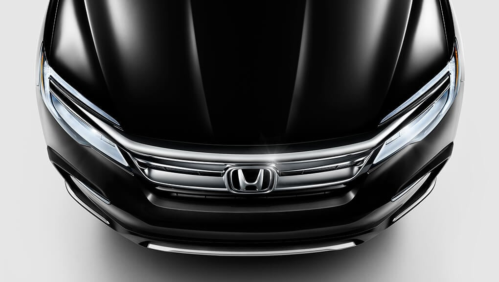 2018 Honda Pilot LED headlights