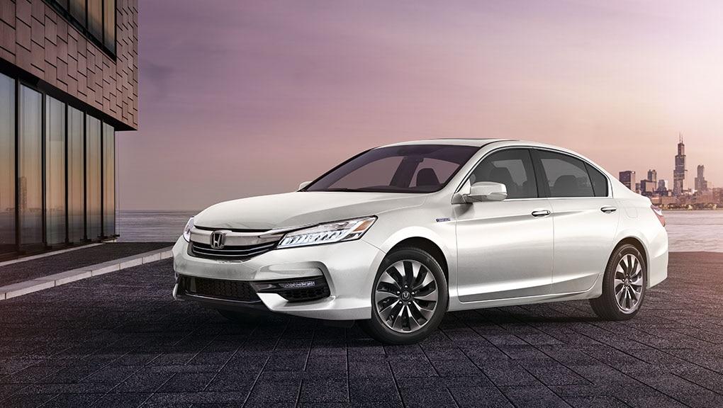The 2017 Accord | Hybrid | Honda Canada