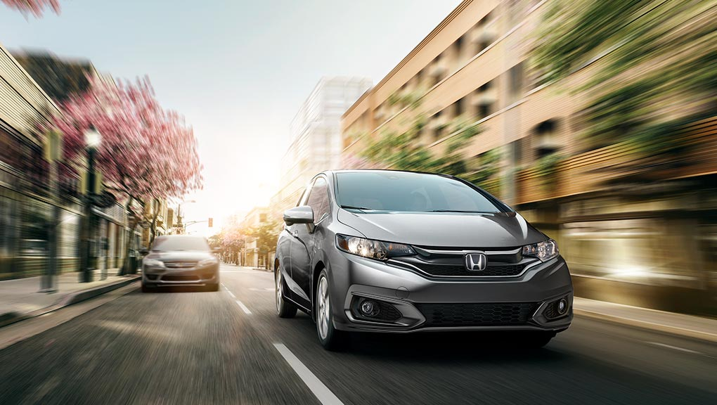 Image of 2018 Honda Fit continuously variable transmission
