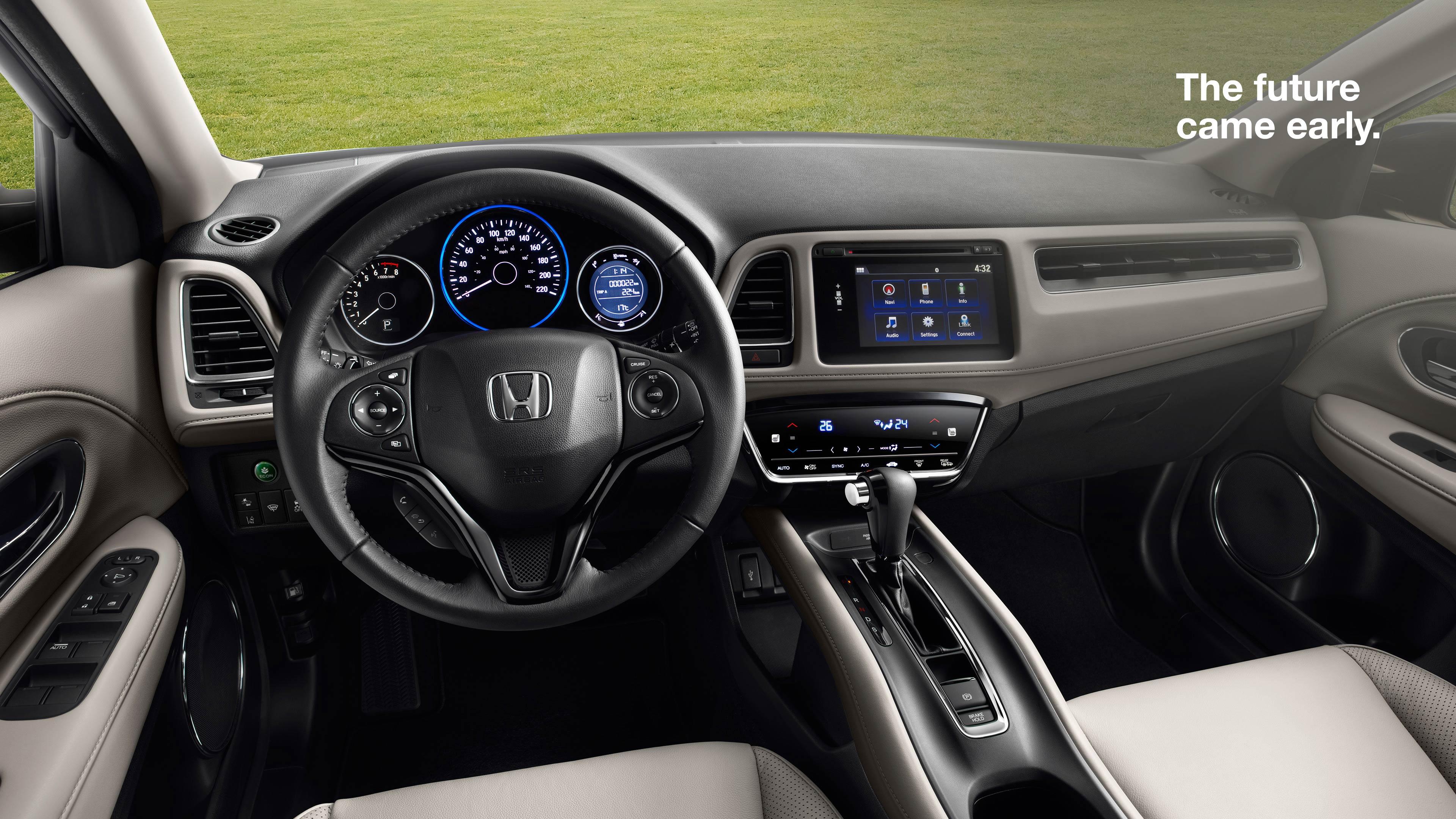 The All-New 2016 HR-V | Crossover | Honda Canada
