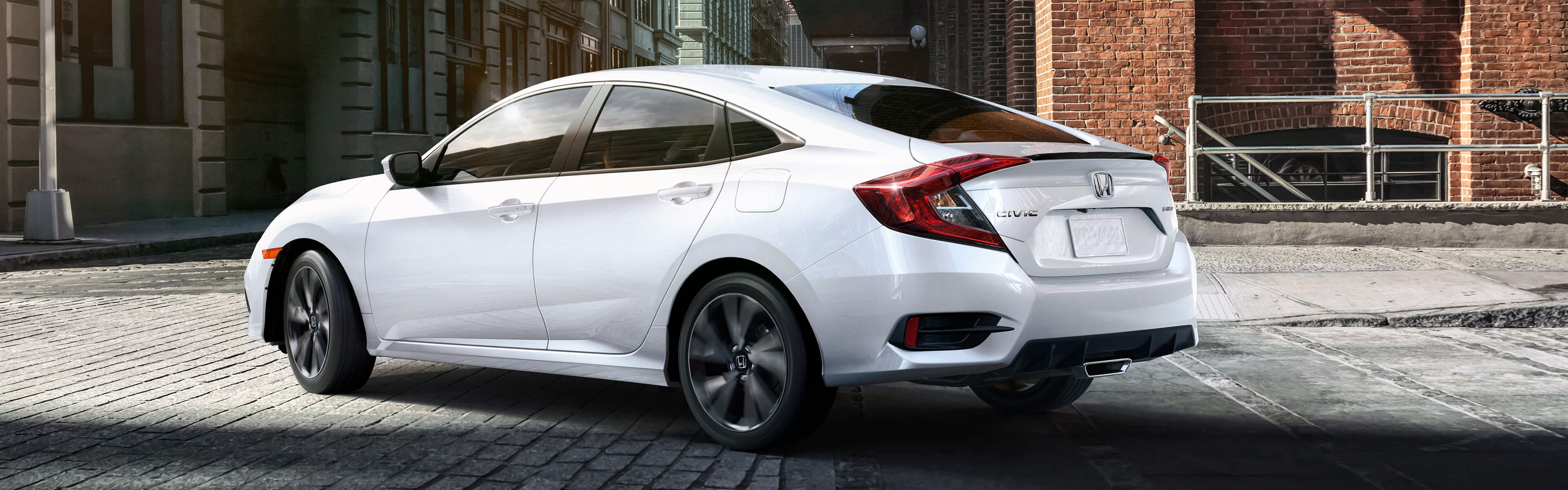 The 2021 Civic Sedan Honda Canada