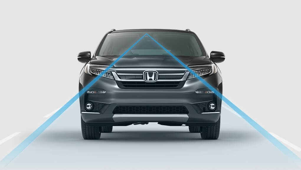 2018 Honda Pilot Lane Departure Warning