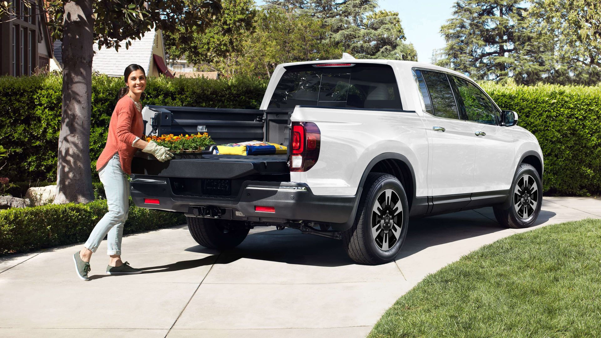 2020 Honda Ridgeline  photo