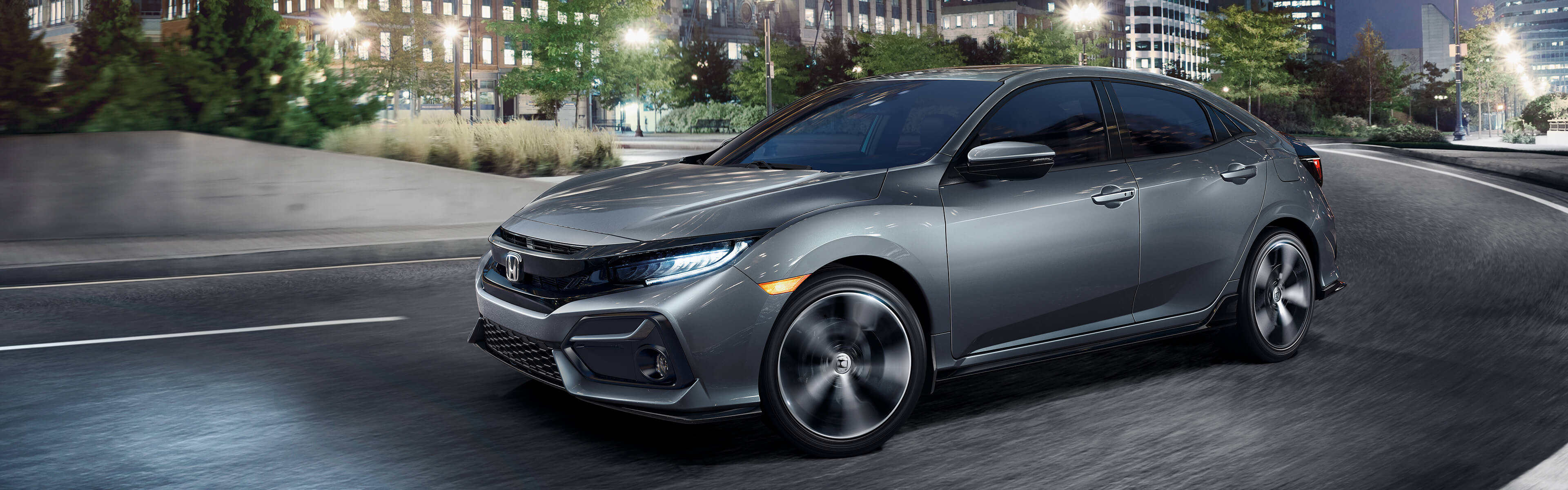 The 2021 Civic Hatchback Honda Canada