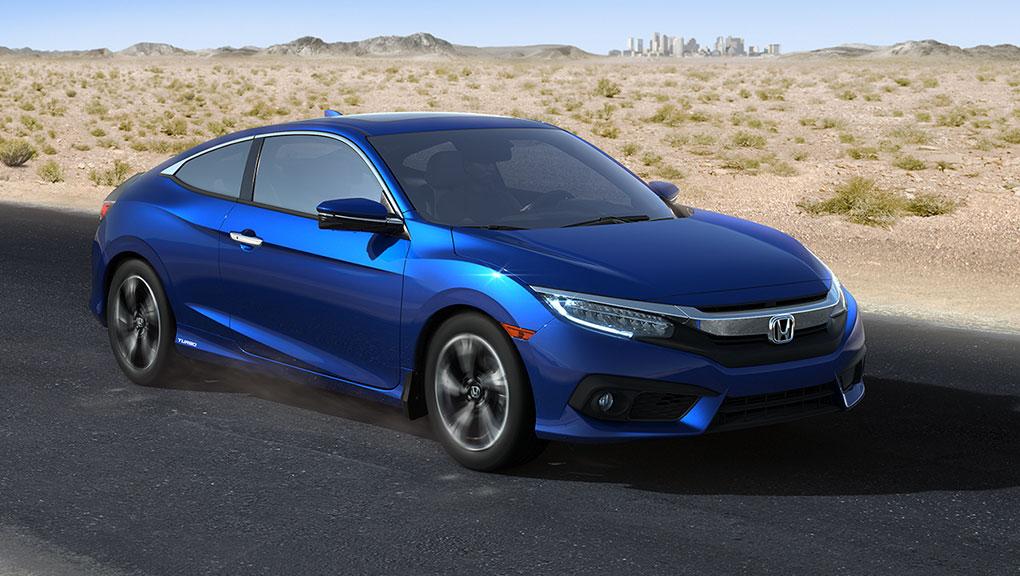 The 2017 Civic : Coupe : Honda Canada