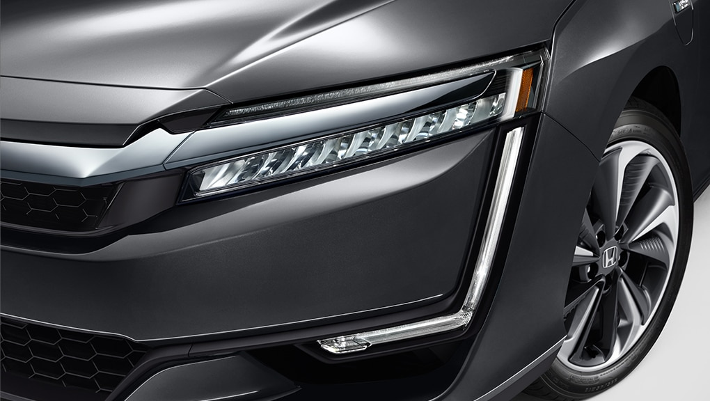 2021 Honda Clarity headlight