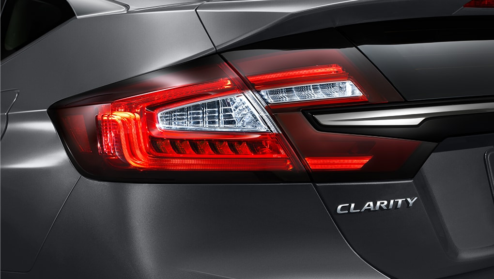 2021 Honda Clarity taillight