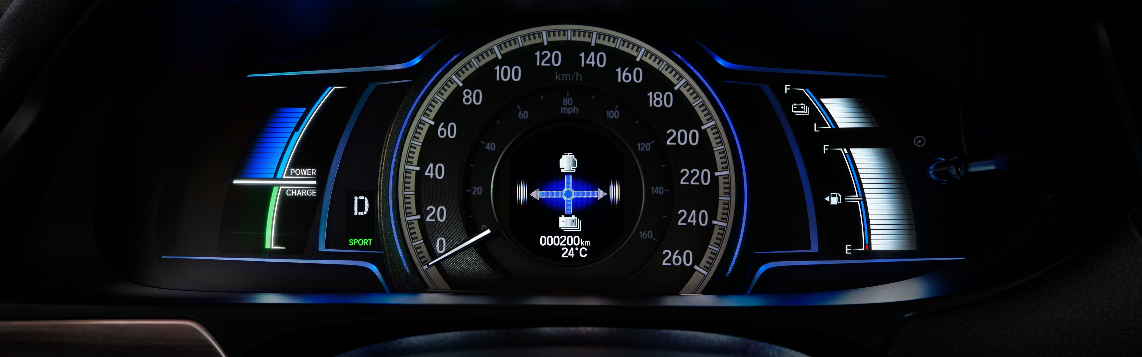 Image of speedometer.