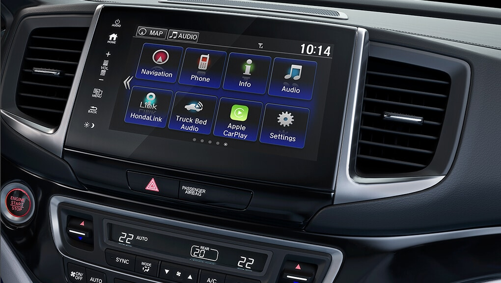 Image of 2019 Ridgeline Truck-Bed Audio System