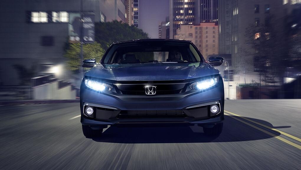 The 2019 Civic Sedan Honda Canada