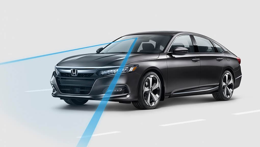 Image of 2020 Accord Sedan Road Departure Mitigation system