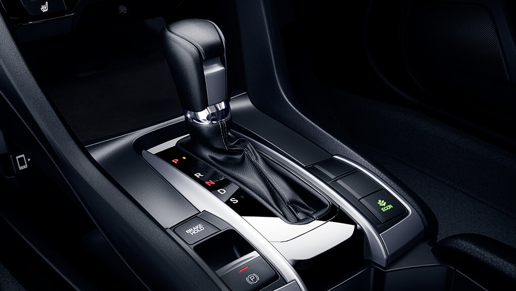 2018 Civic shifter