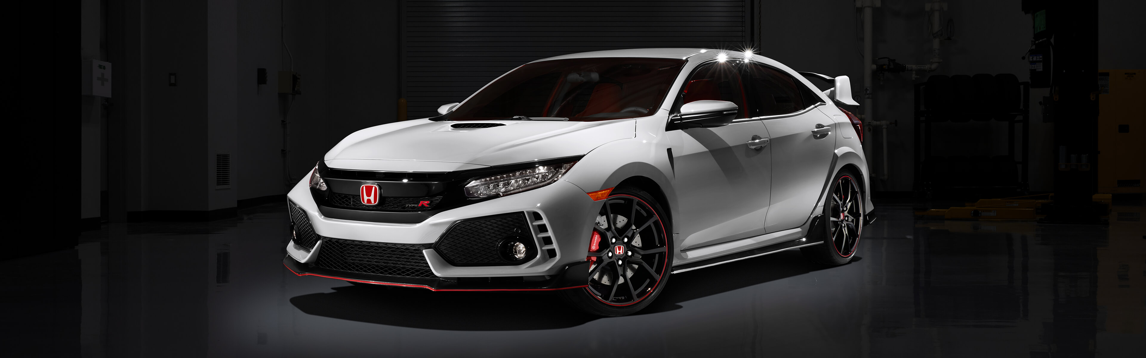 My Civic Type R Model Page Feature