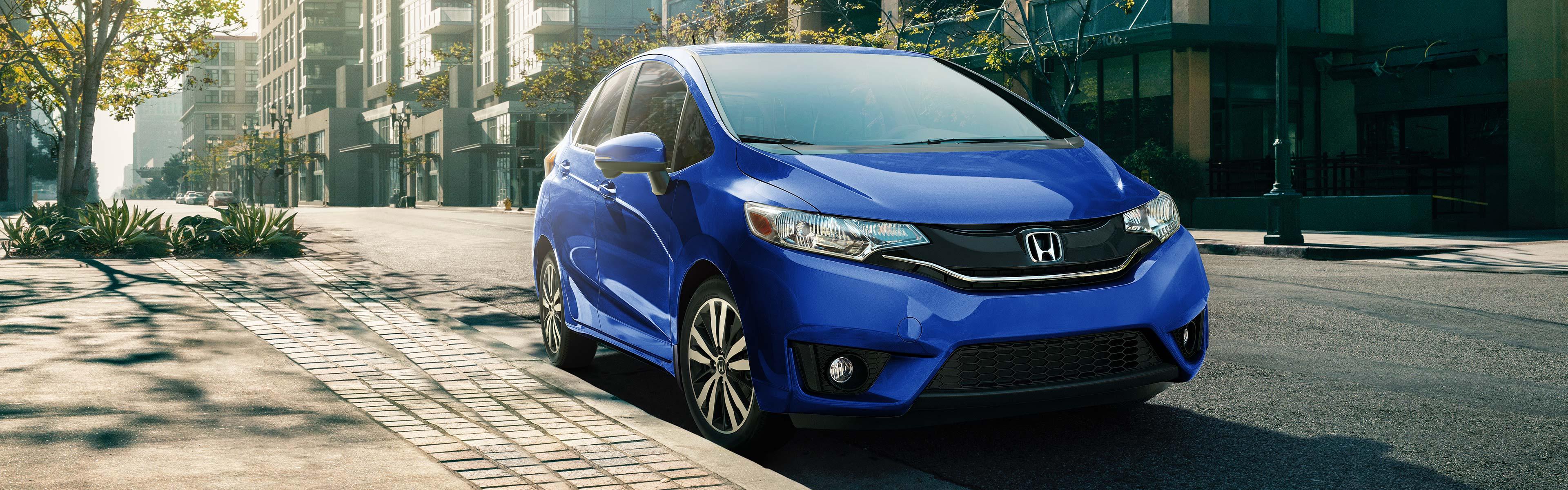 The 2016 Fit | Honda Canada